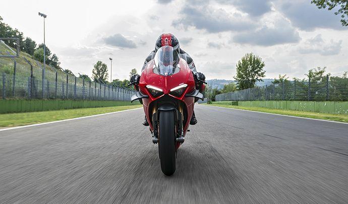 Des tutoriels vidéos pour optimiser sa Ducati Panigale V4 2021