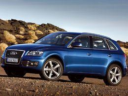 Des Audi Q5 pour les médaillés olympiques en Inde