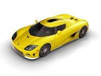 Koenigsegg CCX : une voiture nommée désir !