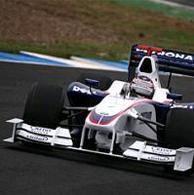 F1-Essais: Belle semaine à Bahreïn pour BMW.