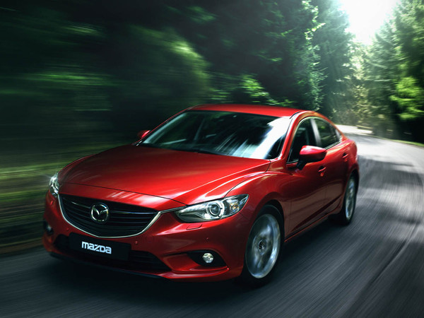 Mazda 6 : bientôt un coupé ?