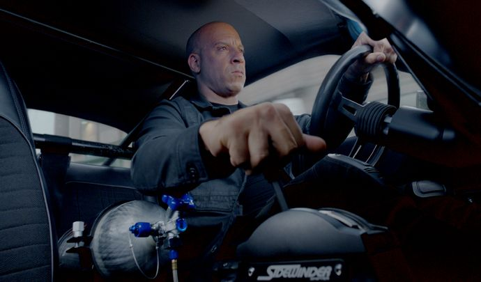 Critique cinéma - Fast & Furious 8 : plein les yeux
