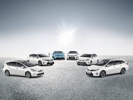 Toyota: 6 millions d'hybrides vendus au 31/12/2013!