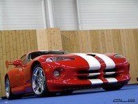 Photo du jour : Dodge Viper GTS