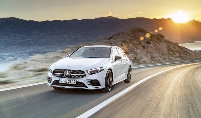 Mercedes Classe A : l'entrée de gamme A160 à partir de 27650€