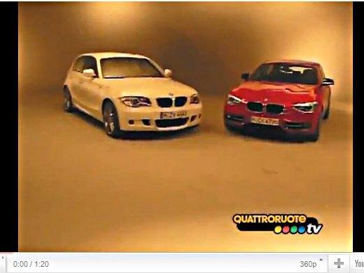 [vidéo] La BMW Série 1 F20 pour tous les hommes