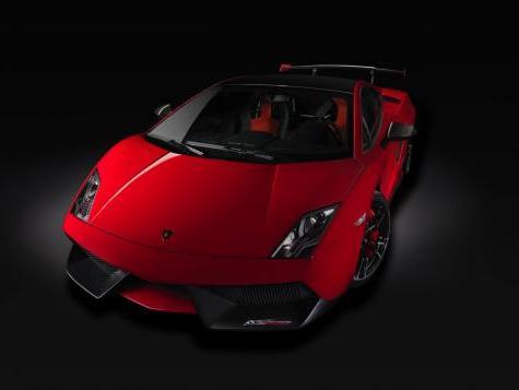 Lamborghini Gallardo: une toute dernière version avant la Cabrera