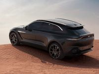 Aston Martin en progression grâce au SUV