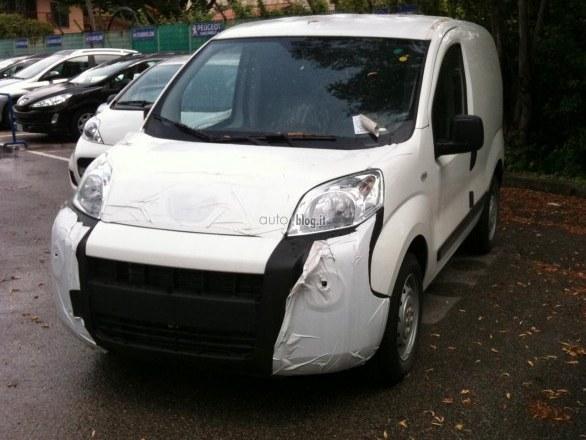 """Peugeot Bipper: bientôt """"le restylé"""""""