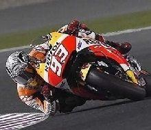MotoGP - Tests Qatar J.3 : Márquez tient seul la maison Honda