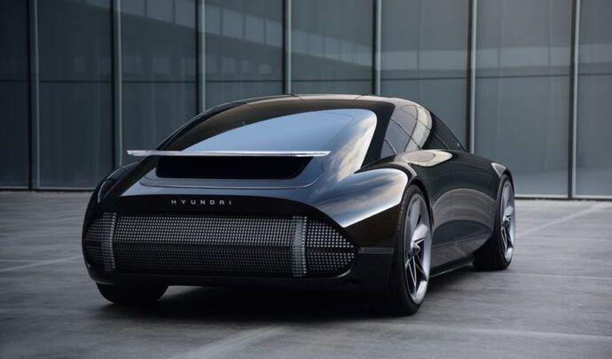 Une Hyundai Ioniq 6 pour 2022