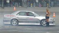 Paris Tuning Show : le Drift Show