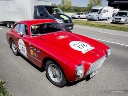 Photos du jour : Ferrari 225S (Tour Auto)