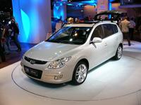Hyundai i30 CW en direct de Francfort