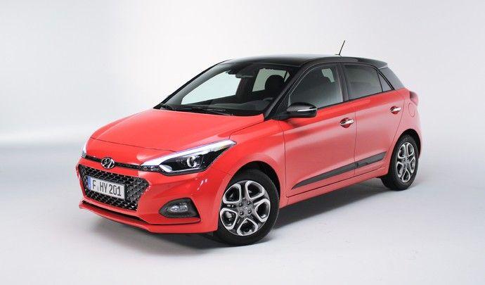 Présentation vidéo - Hyundai i20 restylée : objectif visibilité
