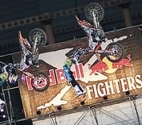 Red Bull X-Fighters : A Londres les leaders au tapis,  Levi Sherwood au sommet