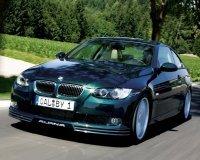 Salon de Francfort : BMW B3 BiTurbo Berline, Coupé et Cabriolet by Alpina