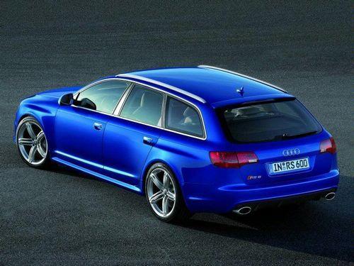 L'Audi RS6 mettra bientôt un terme à sa production