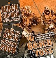 Samedi et dimanche 17 et 18 octobre : 6ème Beach Cross de Berck et le jubilé de Demeester