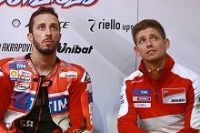 MotoGP - Qatar : l'erreur de Ducati pénalise Stoner