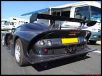 La photo du jour : Lotus Elise GT1