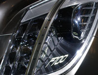 Mercedes F700 Concept en direct de Francfort: cétacé lourd...