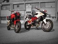 Nouveauté Moto Morini 2010 : Légères évolutions pour la 1200 Granpasso