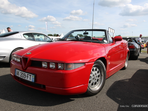 Photos du jour : Alfa Romeo RZ (Sport et Collection)