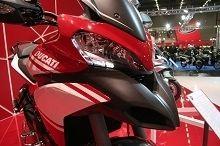 En direct de Cologne: Pour la Ducati Multistrada le plus important se trouve à l'intérieur