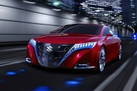 Salon de Francfort : Suzuki Kizashi Concept - officielle