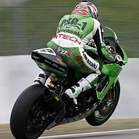 Superbike - Nürburgring: Laconi, quand même content