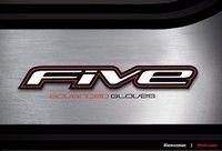 Le site de Five fait peau neuve et vous propose toute sa gamme 2010.