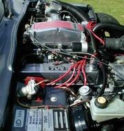 Le bon vieux V8 Rover, tout simplement immortel