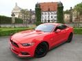 """Ford nous détaille l'airbag """"genoux"""" de la Mustang"""