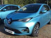Renault Zoé ZE50 : les premières images en direct de l'essai