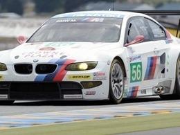 24 H : BMW se place aux avant-postes