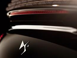 Mondial de Paris 2012 - La nouvelle Citroën DS3 Cabriolet en teasing