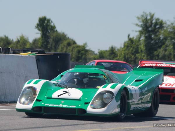 Photos du jour : Porsche 917 (Sport et Collection)