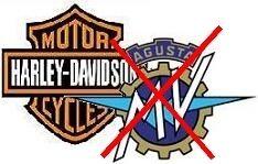 Economie : Harley-Davidson se sépare de MV Agusta