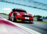 Salon de Francfort : Mini John Cooper Works Challenge - officielle