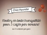 Hyundai Motor France lance ses contrats d'entretien