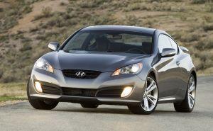 Hyundai Genesis Coupé en série limitée pour l'Europe !