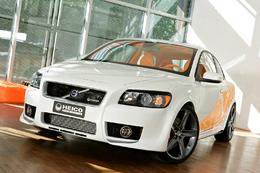 Une Volvo C30 très spéciale by Heico au SEMA Show de Las Vegas