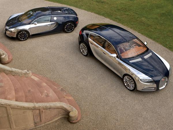 Bugatti : il n'y aura ni super Veyron, ni Galibier, mais autre chose