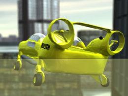 (Minuit chicanes) Voudriez-vous d'une voiture volante?