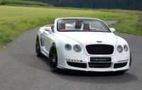 Salon de Francfort : Bentley Continental GTC Le MANSory by Mansory