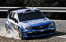 WRC Portugal : Gronholm de retour sur une Subaru Impreza !