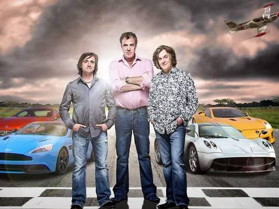 Jeremy Clarkson, James May et Richard Hammond sont de retour