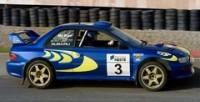Prodrive vend ses anciennes Impreza de Rallye !