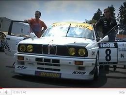 Vidéo embarqué : 7min37 au Nürburgring en BMW M3 E30